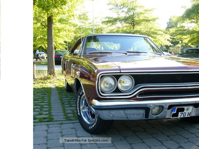 Plymouth  Satellite 1970 1970 Vintage, Classic and Old Cars photo