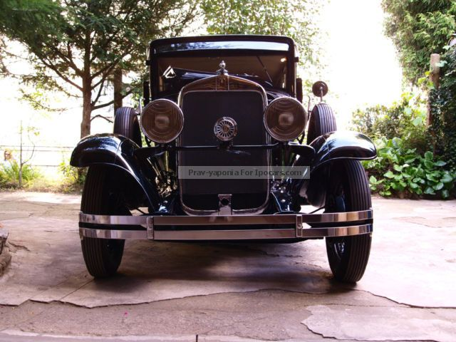 Plymouth  30U Four door sedan Full Restored 1931 Vintage, Classic and Old Cars photo