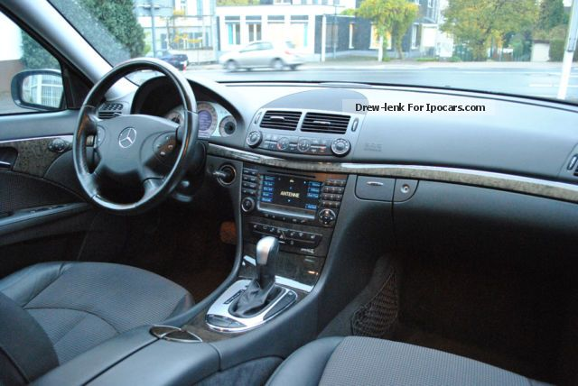 2005 Mercedes Benz E 320 T Cdi Avantgarde 7g Tronic