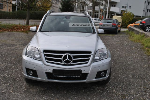 2009 mercedes benz glk 350 cdi dpf 4matic navi leather. Black Bedroom Furniture Sets. Home Design Ideas