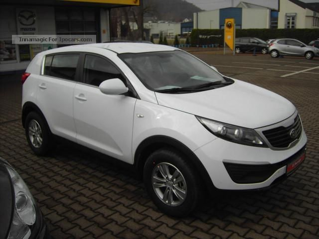 2013 Kia Sportage 1.6 GDI 2WD Attract, Parktronic, M + S Raed Off Road  Vehicle/Pickup Truck