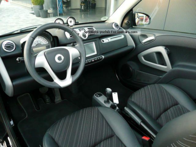 2012 smart fortwo cabrio pulse cdi power navi red. Black Bedroom Furniture Sets. Home Design Ideas