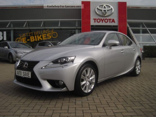 Lexus  IS 300h Executive Line with LED lights 2013 Hybrid Cars photo