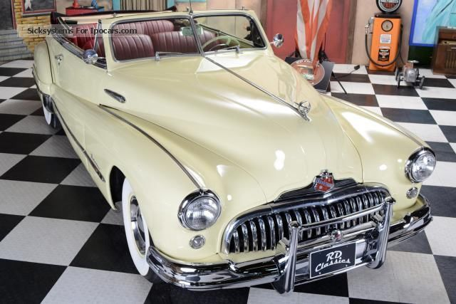 Buick  Super Straight 8 1948 Vintage, Classic and Old Cars photo