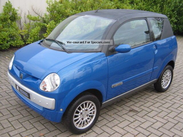 2009 Aixam  741 moped car 45km / h Ligier Other Used vehicle photo