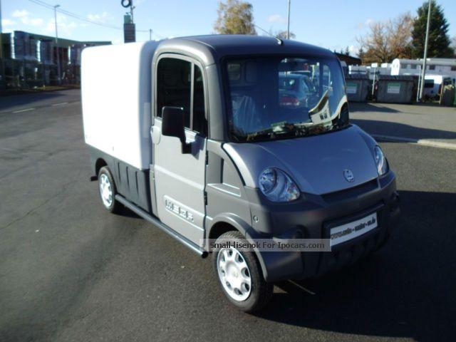 2013 Aixam  Mega Box Small Car Used vehicle(  Accident-free) photo