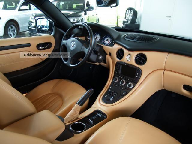 2005 Maserati 4200 Coupe GT Cambiocorsa - Car Photo and Specs