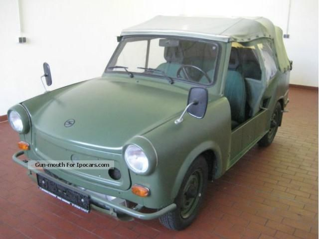 Trabant  Bucket 1970 Vintage, Classic and Old Cars photo