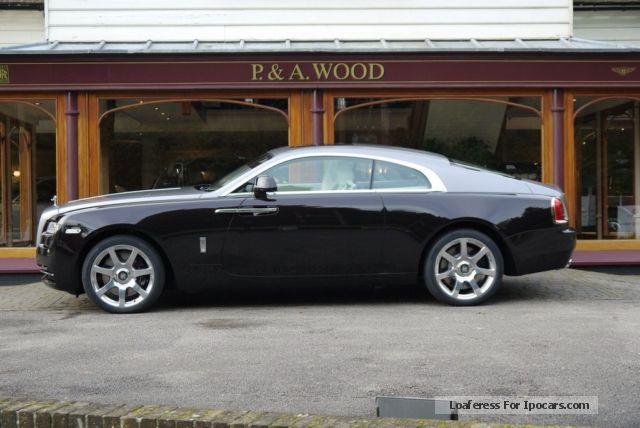 royce 2013 wraith 2013 rolls royce wraith sports car coupe