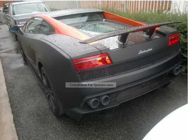 2012 Lamborghini  allardo 5.2 V10 LP570-4 EDIZIONE TECNICA Sports Car/Coupe New vehicle photo