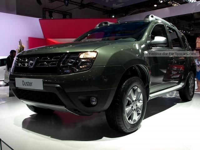 Dacia  Duster facelift Arctica ESP, freight free house ... 2012 Liquefied Petroleum Gas Cars (LPG, GPL, propane) photo