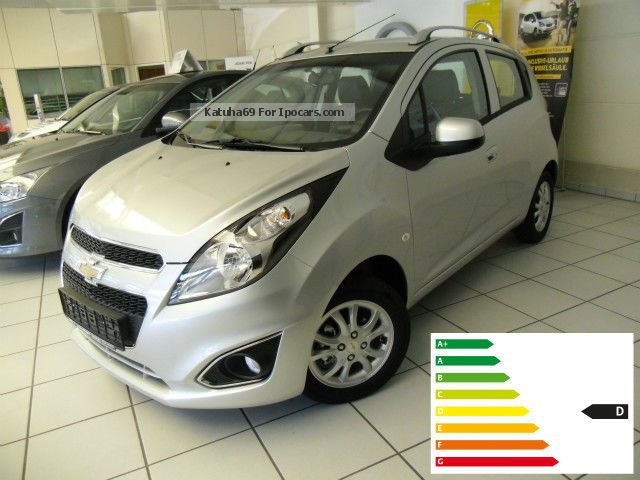 2013 Chevrolet  Spark 1.2 LT + Special Interest Saloon Demonstration Vehicle(  Accident-free) photo