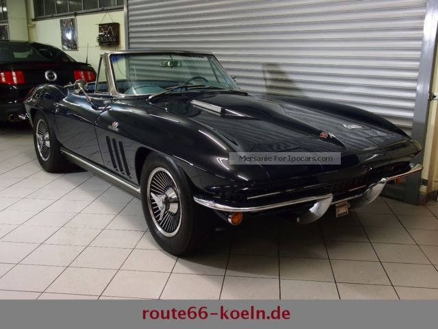 Corvette  1966 C2 Convertible Big Block.4 transition peak condition 1967 Vintage, Classic and Old Cars photo