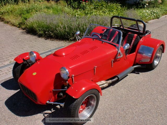 1988 Caterham  Lotus Super Seven 1600 GT \ Cabriolet / Roadster Used vehicle photo