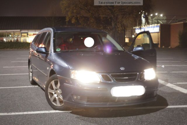 2006 Saab  9-3 1.8 T Sport Combi Aut. Arc Estate Car Used vehicle photo