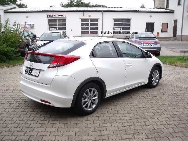2013 honda civic 1 4 i vtec comfort warranty auto stop car photo and specs. Black Bedroom Furniture Sets. Home Design Ideas