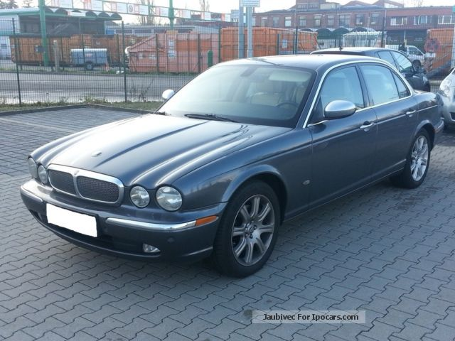 Jaguar  XJ XJ8 4.2 Executive 2006 Liquefied Petroleum Gas Cars (LPG, GPL, propane) photo