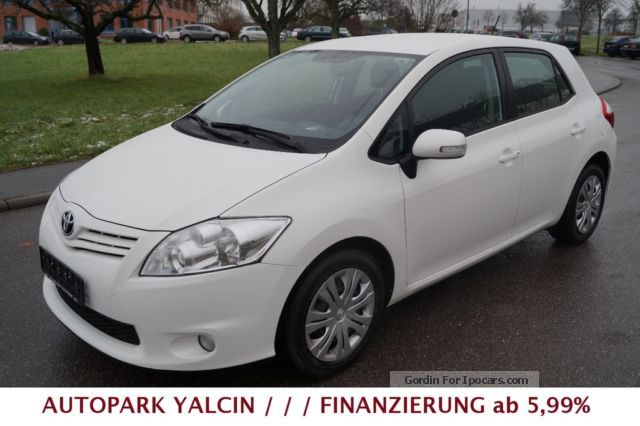 2011 Toyota  Auris 2.0 D-4D Edition * NAVI PLUS * EURO 5 * 1 HAND * Saloon Used vehicle (  Accident-free ) photo