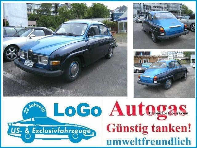 Saab  96 Coupe classic cars, LPG gas tank = for 65 cents! 1977 Vintage, Classic and Old Cars photo