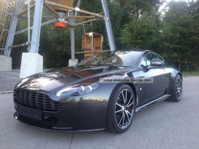 2013 Aston Martin Sp10 V8 Vantage S Sportshift Camera Full Opt