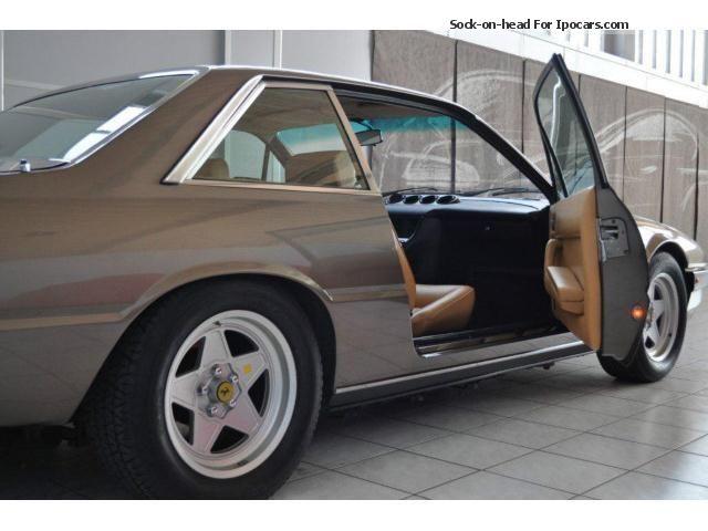 1981 Ferrari  400 i Series GTI Sports Car/Coupe Used vehicle photo