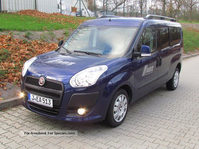 2012 fiat doblo combi maxi sx 1 6 multijet car photo and specs. Black Bedroom Furniture Sets. Home Design Ideas
