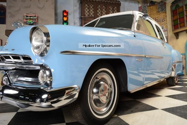 Dodge  Coronet Club Coupe 1951 Vintage, Classic and Old Cars photo