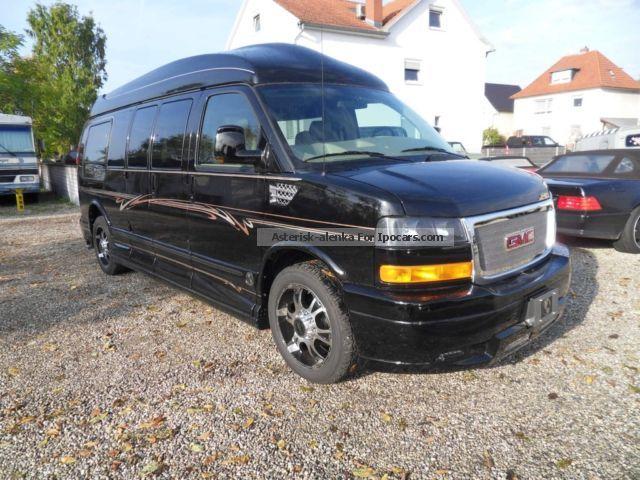 2012 Chevrolet  Explorer Ltd Long 9 Seater Flex Fuel Van / Minibus New vehicle photo