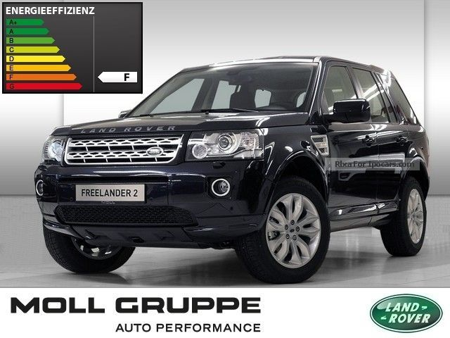 2013 Land Rover  Freelander 2 HSE Si4 Leather, Navi, Xenon Off-road Vehicle/Pickup Truck Pre-Registration photo