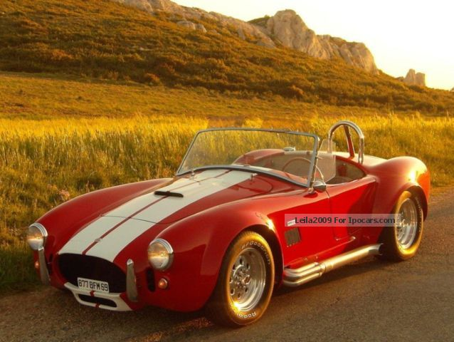2003 Cobra  427 Replica Perfect Condition Built in 2003 Cabriolet / Roadster Used vehicle photo