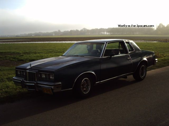 Pontiac  5.0 v8 1979 Vintage, Classic and Old Cars photo