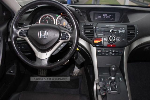 2009 Honda Accord 2 4 I Vtec Type S Automatic 1 Hand Car