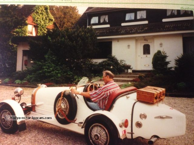1970 Bugatti  Type B35 Replica on 70 beetle Note 1 Cabriolet / Roadster Used vehicle(  Accident-free) photo