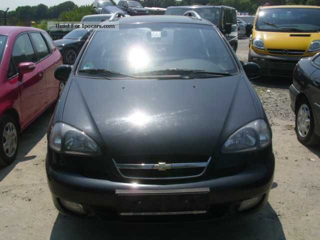 Chevrolet  Rezzonico 2.0 CDX LPG Prins AHK Air New timing belt 2007 Liquefied Petroleum Gas Cars (LPG, GPL, propane) photo