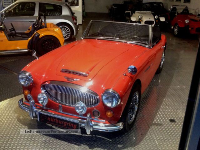 Austin Healey  \ 1965 Vintage, Classic and Old Cars photo