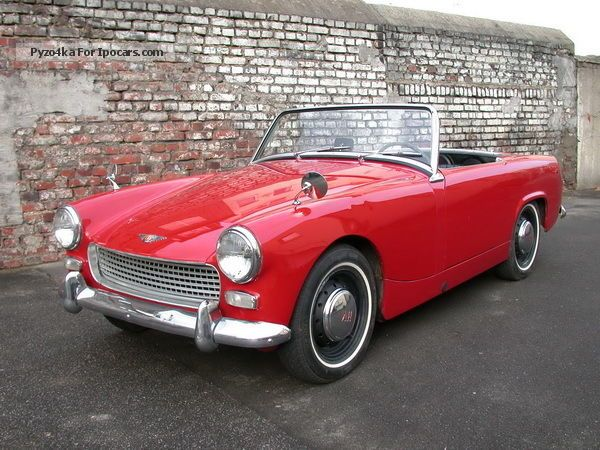 Austin Healey  Sprite MK2 1962 Vintage, Classic and Old Cars photo