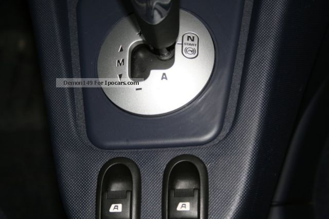 2007 peugeot 1007 1.6 16v 2-tronic automatic tendance - car photo