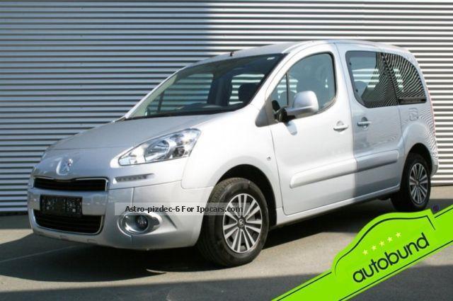 2013 Peugeot  Partner Tepee 1.6 HDI FAP Facelift Van / Minibus Used vehicle photo