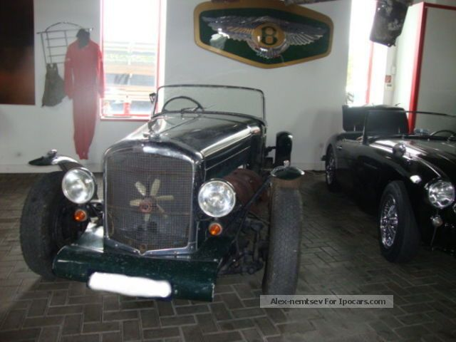Bentley  Special, in restoration / VB. 1950 Vintage, Classic and Old Cars photo
