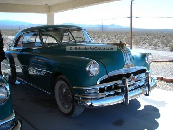 1952 Pontiac  CATALINA 2 DOOR COUPE Sports Car/Coupe Classic Vehicle (  Accident-free ) photo