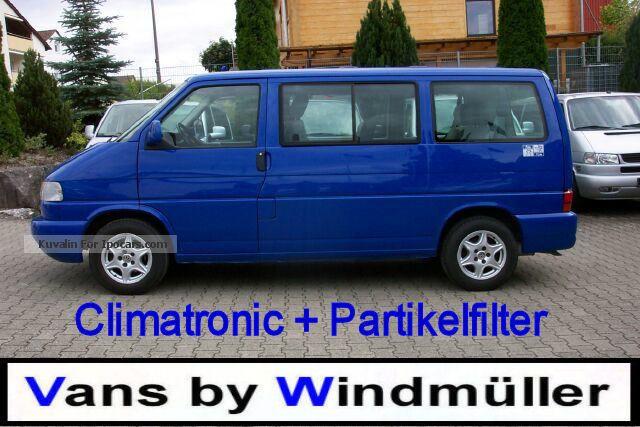 2002 Volkswagen  T4 Multivan \ Van / Minibus Used vehicle photo