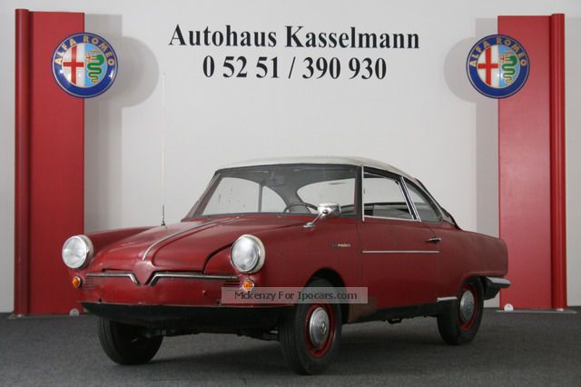 NSU  Sport Prinz 1964 Vintage, Classic and Old Cars photo