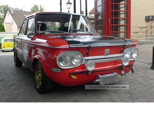 NSU  1000 TT / S ** completely restored ** 1971 Vintage, Classic and Old Cars photo