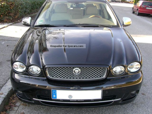 2009 jaguar x type estate 2 2 diesel executive car photo. Black Bedroom Furniture Sets. Home Design Ideas
