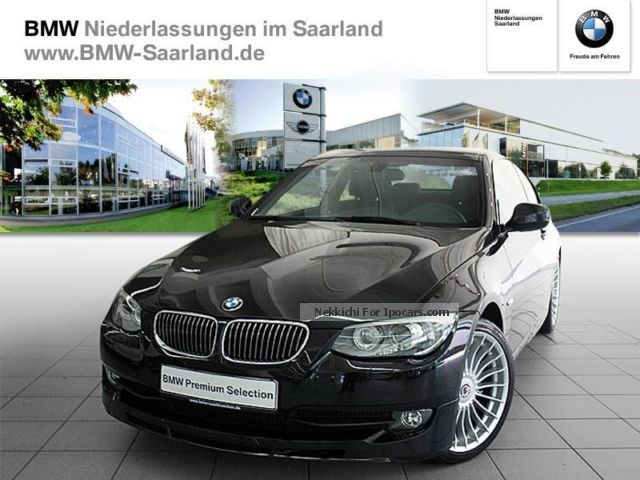 2011 Alpina  B3 S COUPE WHEEL BITURBO X-Drive Navi PDC Sports Car/Coupe Used vehicle photo