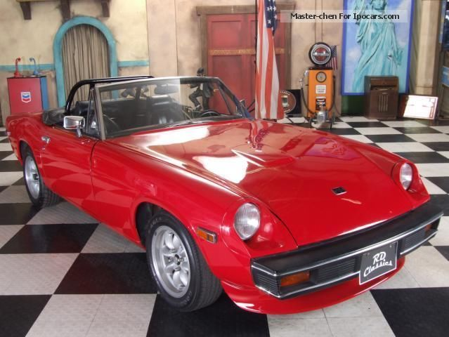 Other  JENSEN Healey Mark II / Roadster 1974 Vintage, Classic and Old Cars photo