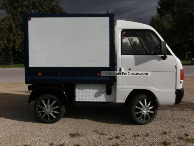 2001 Aixam  Bellier Trans BLX, pick-up, van, truck, Ape Van / Minibus Used vehicle (  Accident-free ) photo
