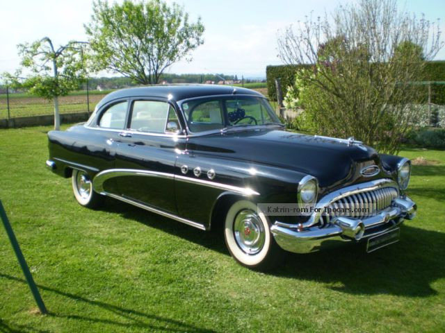 Buick  Special Coupe 1953 Vintage, Classic and Old Cars photo