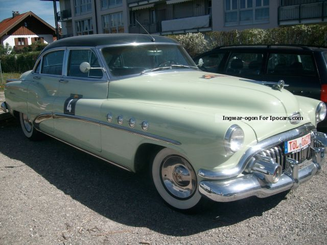 Buick  Roadmaster 1951 Vintage, Classic and Old Cars photo