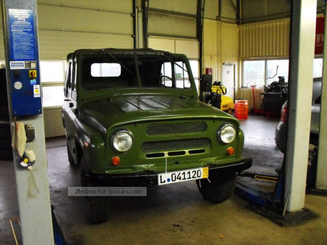 2012 Other  UAZ 469 b Off-road Vehicle/Pickup Truck Used vehicle(  Accident-free) photo